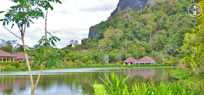 Pecher en Thailande - Peche sportive Thailande
