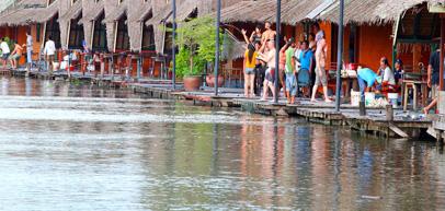 Bungsamran Fishing Park